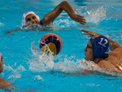 Dubai International Water Polo Tornament October 2017
